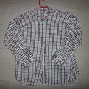 Ike Behar Button Up Shirt - Length 31.5 - Pits 25